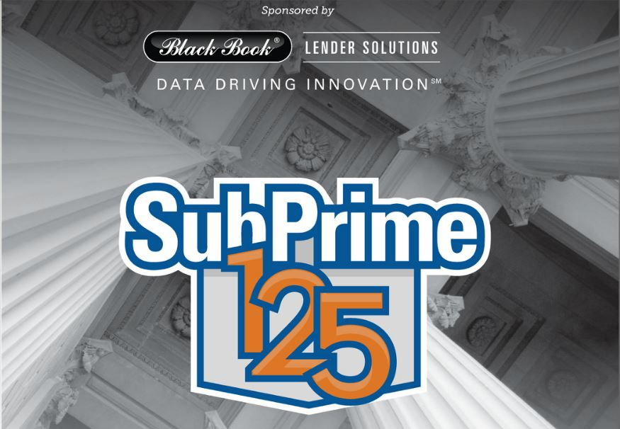 Millennium named to Subprime 125 by Subprime Auto Finance News