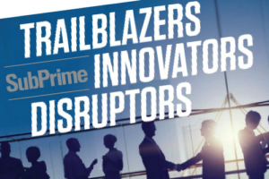 "Millennium Capital and Recovery named to Subprime Auto Finance News ""Trailblazers, Innovators and Distruptors"" list"