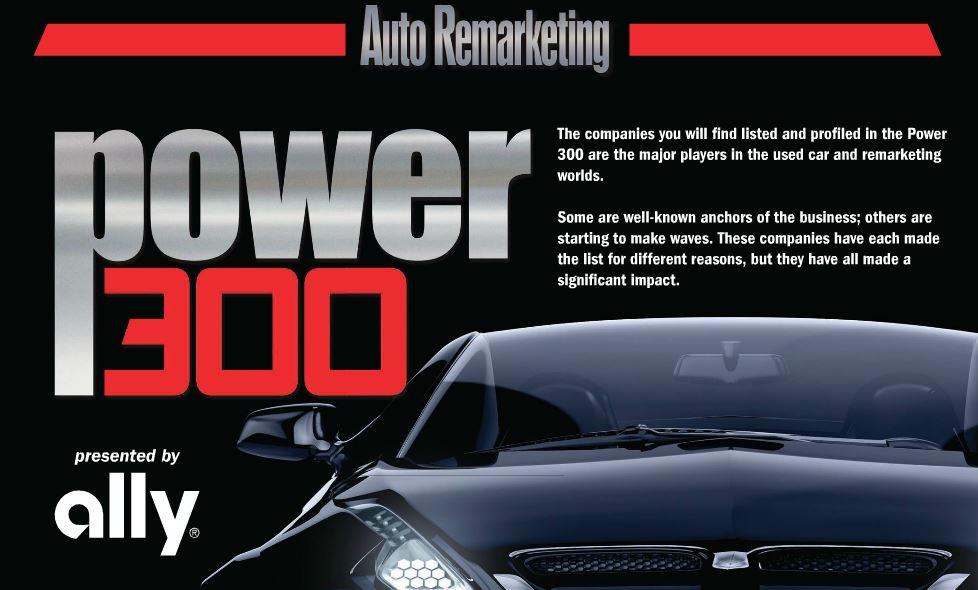 Millennium Capital and Recovery Corporation Named to list of industry's heavy-hitters: 'Auto Remarketing Power 300'